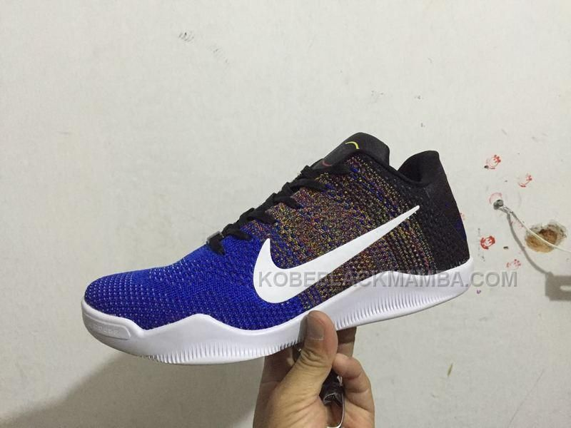 Kobe 11 New Color Blue Black, Price: - Air Jordan Shoes, New Jordan Shoes,  Michael Jordan Shoes