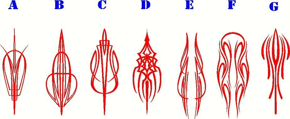 Old School Pinstripe Art Pinterest Pinstriping School And - Vinyl pinstripes for motorcycles