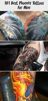 Photo of 101 Best Phoenix Tattoos For Men – Design  Small Phoenix Tattoo – Best Phoenix T…