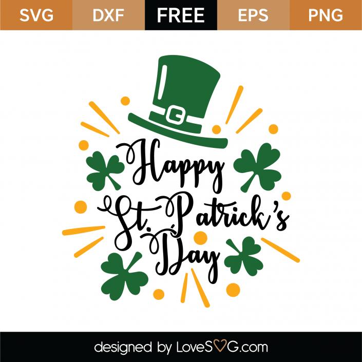 Irish svg Happy St Patricks Day Svg Irish St Patrick/'s Day Holiday Svg St Patricks Day Svg Lucky Clover Svg,Digital Download