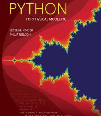 A Student S Guide To Python For Physical Modeling Pdf Python Free Programming Books Computer Programming
