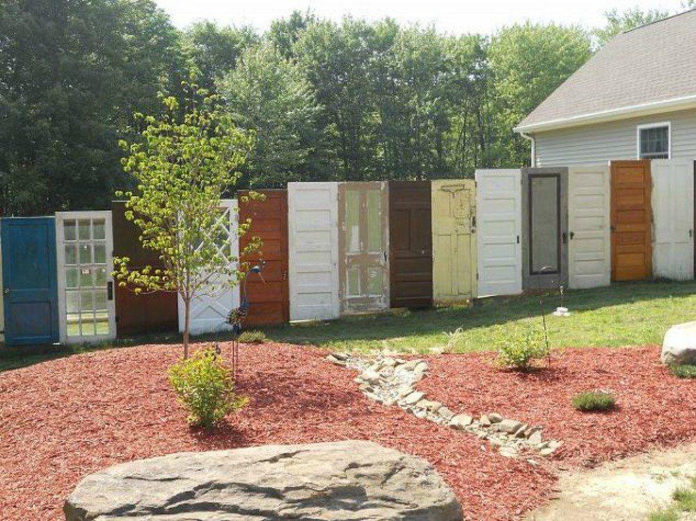 13 Ways To Get Backyard Privacy Without A Fence Backyard Fences