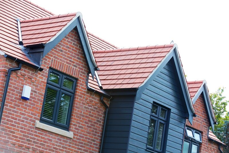 As The Director Of Housebuilding Company Mell Homes Natalie O Connor Wanted Something Rather Special When She B Redland Roof Tiles Roofing Concrete Roof Tiles