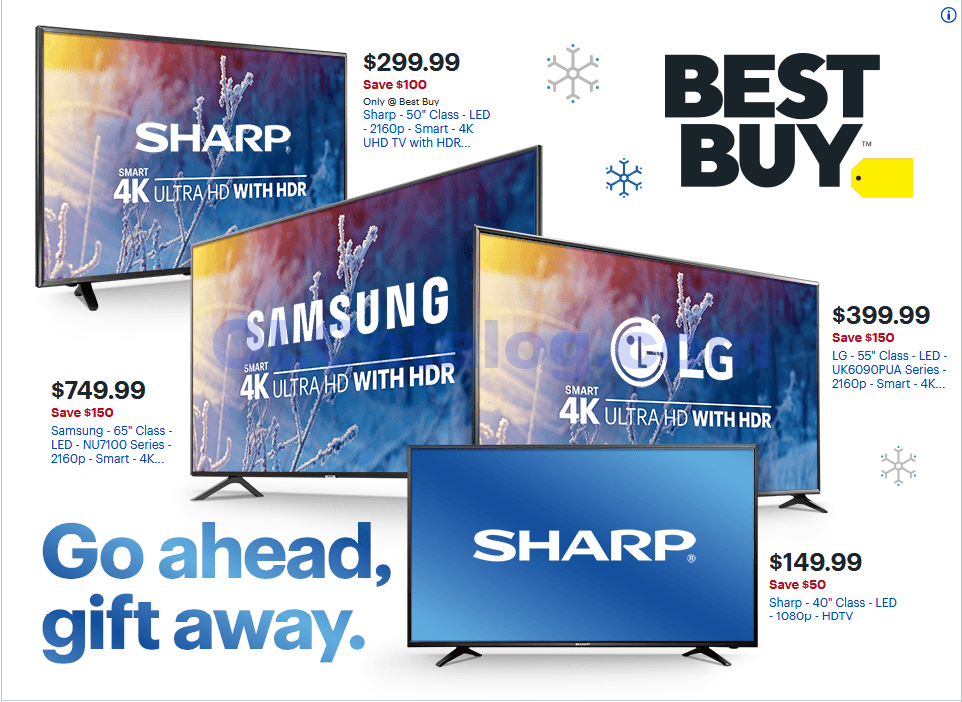 Best Buy Weekly Ad November 25 December 1 2018 Do You Know What S In And What S Hot In The Best Buy For This Week If You Cool Things To Buy Ads Weekly Ads