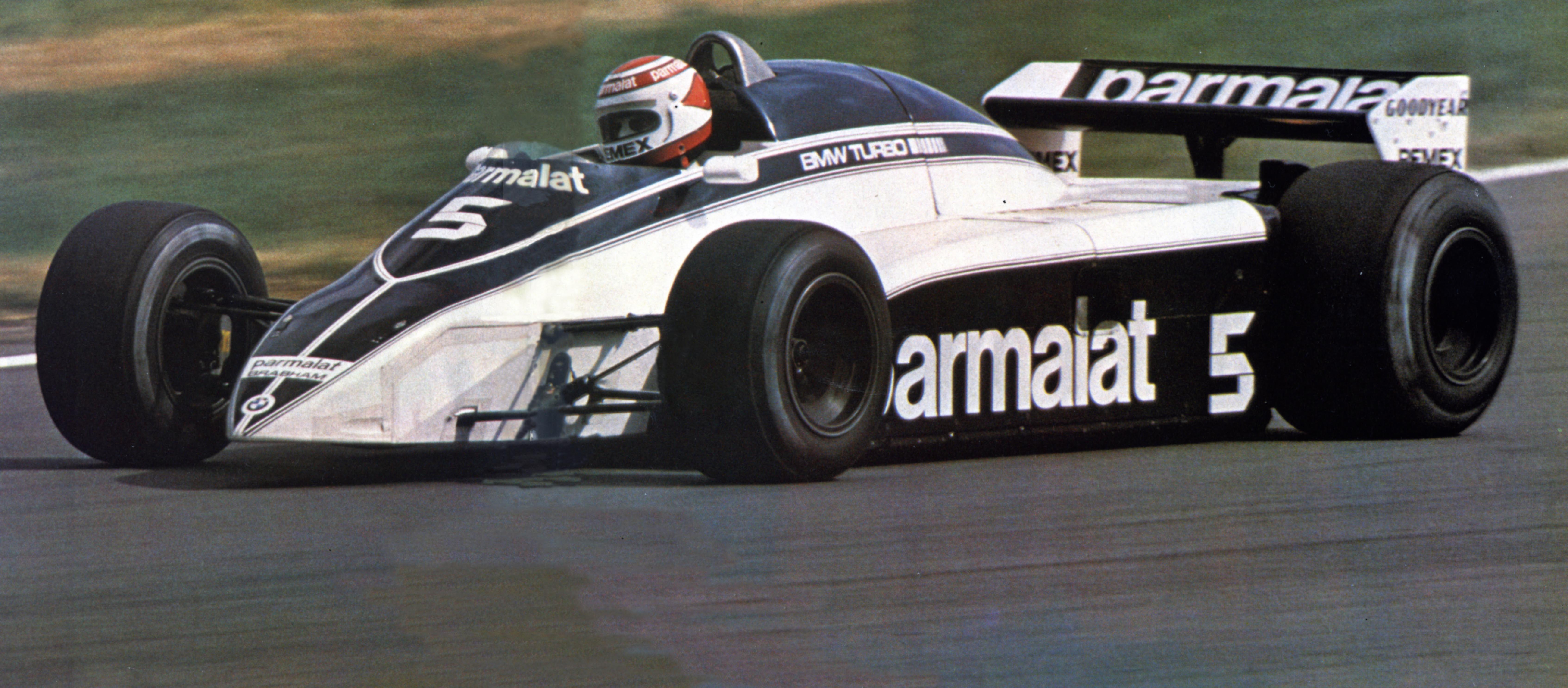 1980 Nelson Piquet Brabham-BMW...