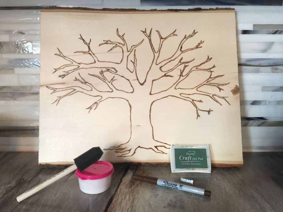 12 family tree ideas you can diy even if you didnt get