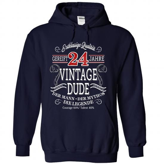 DIE LEGENDE 24 - #funny gift #fathers gift. WANT THIS => https://www.sunfrog.com/Birth-Years/DIE-LEGENDE-24-3871-NavyBlue-Hoodie.html?68278