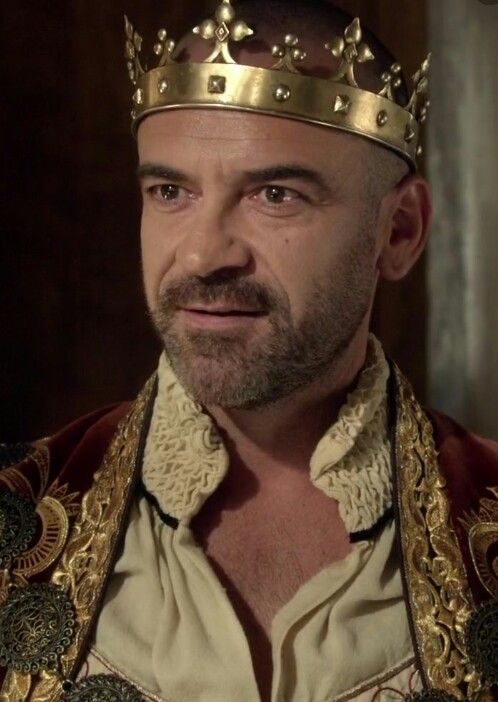 Alan van sprang in Reign | Reign tv show, King henry ...