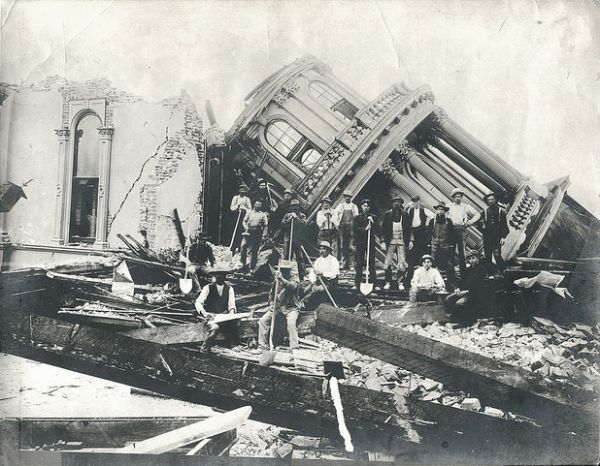 Twenty Photos of the 1906 San Francisco Earthquake - Neatorama