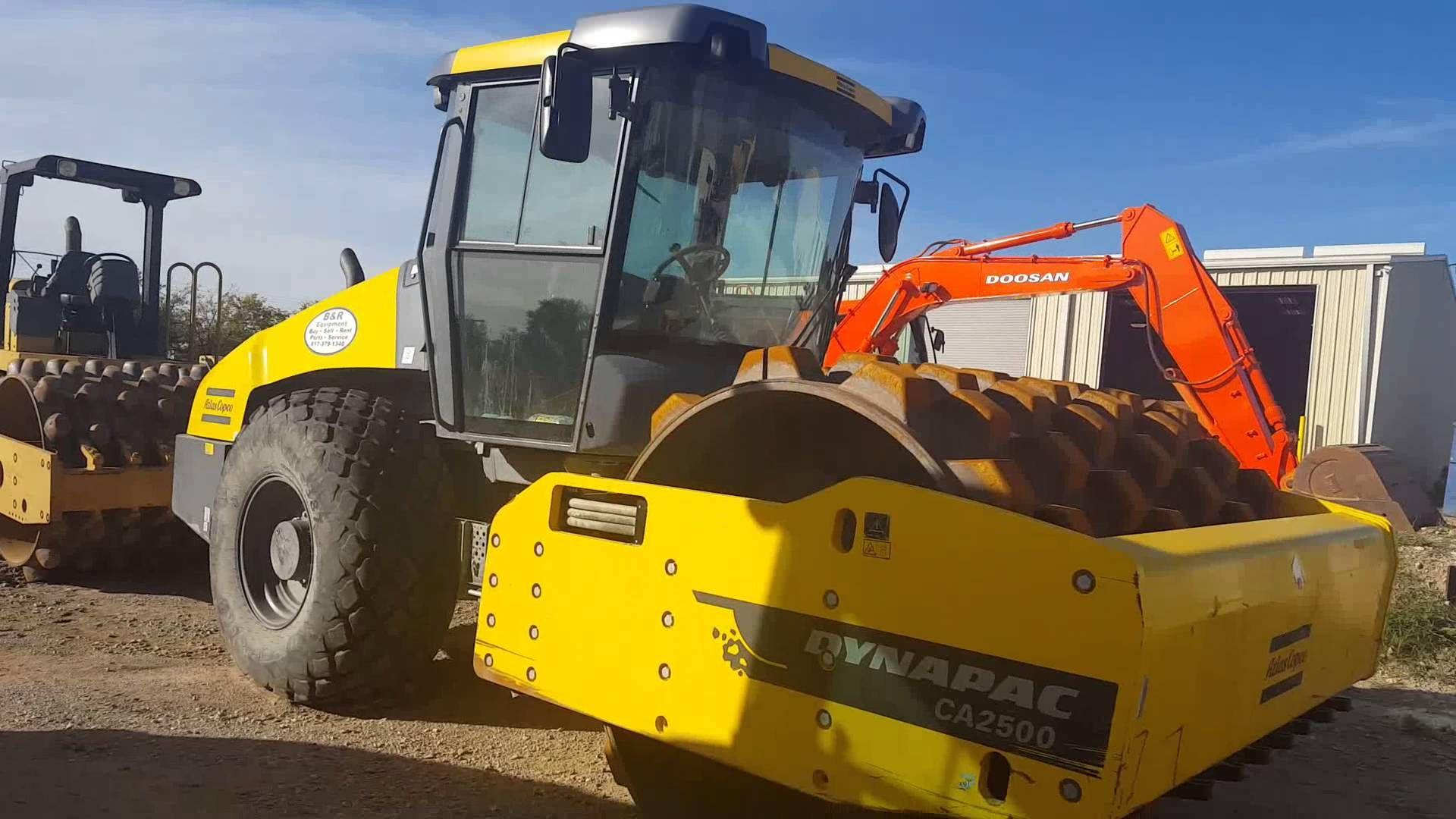 Heavy Construction Equipment Rollers heavyequipment