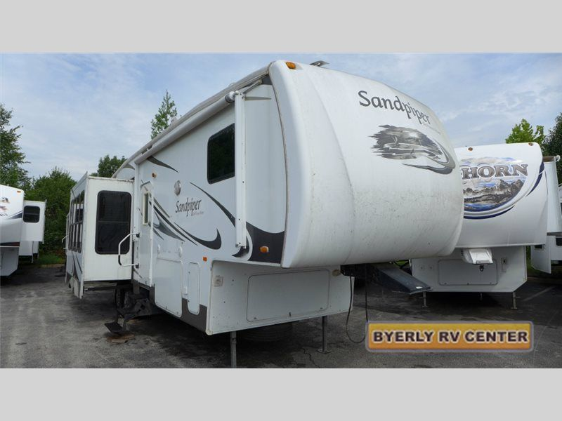 Used 2008 Forest River Rv Sandpiper 295rlt Fifth Wheel At