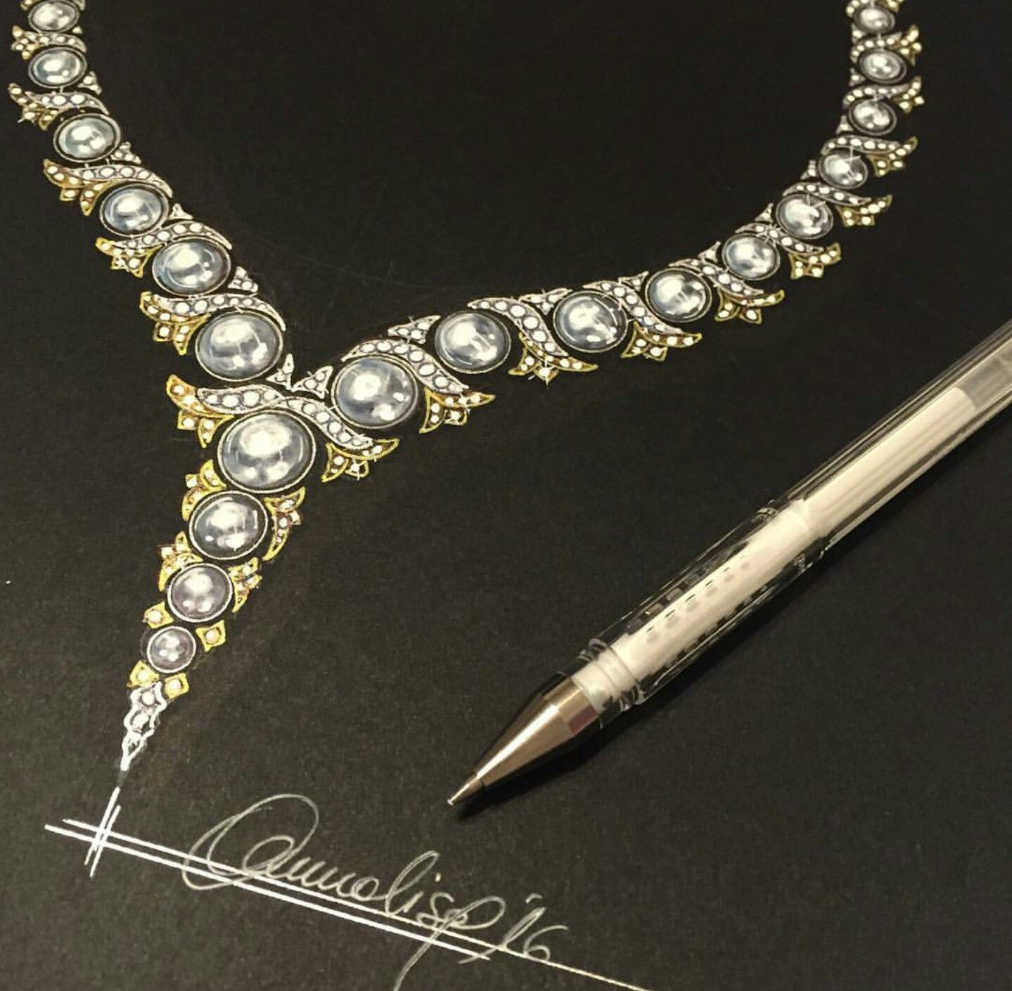 Pin by Elena lavrenova on Sketches of jewelry | Pinterest ...