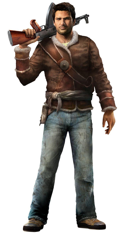 c0d8f043660e Nathan Drake (Uncharted 2: Among Thieves) | Gamers Unite! | Drake ...