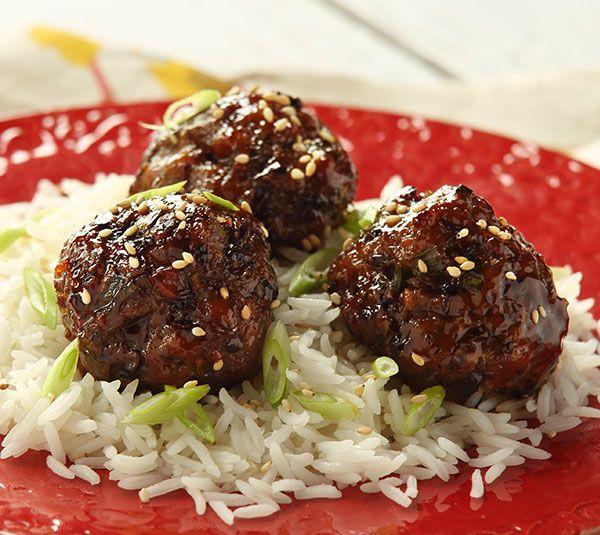Kalbi Mushroom Meatballs | Kowalski's Markets