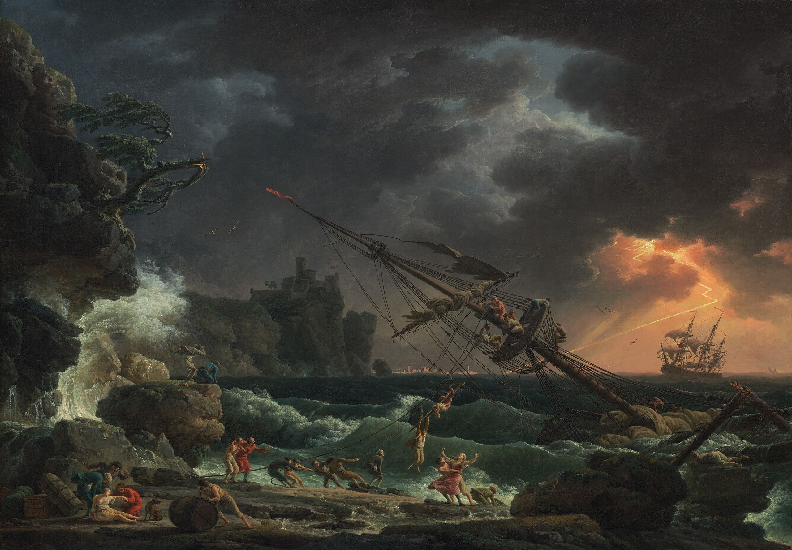 Marine (schilderkunst) - Wikipedia