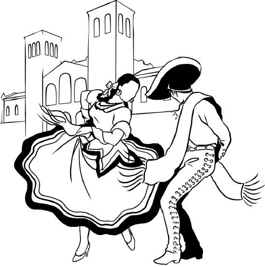 Pin En Mexican Folklor