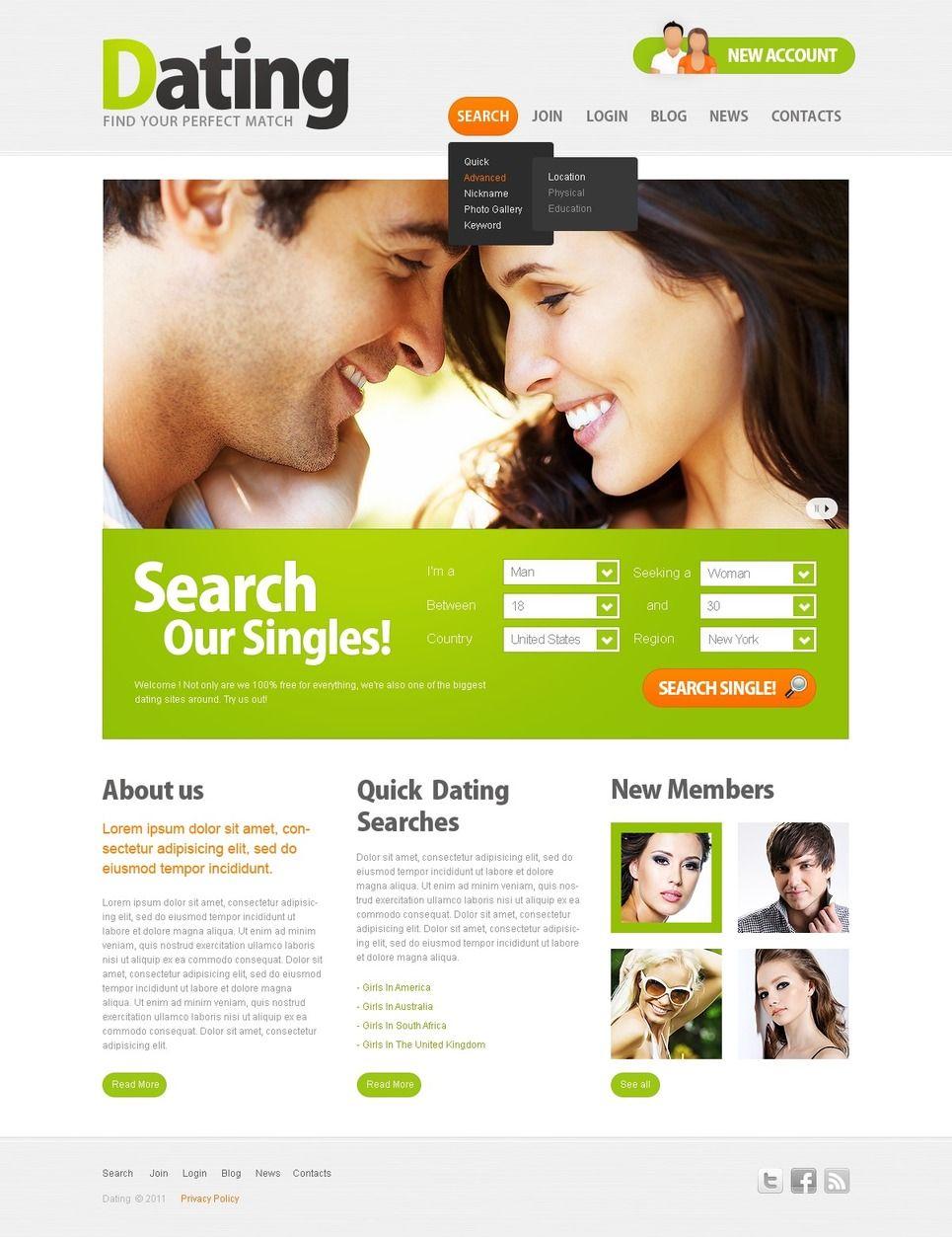 dating direct internet