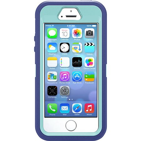 Iphone 5s Case Defender Series By Otterbox
