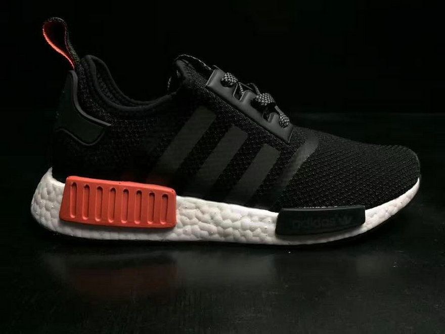 2a059f92a Adidas NMD R1 Black White Red Bb4297 Newest Shoe | weddings | Adidas ...