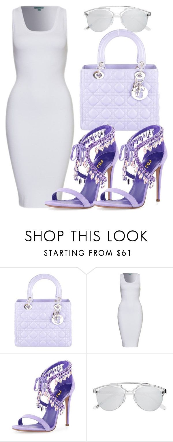 """Untitled #328"" by samstyles001 on Polyvore featuring Christian Dior and Witchery"