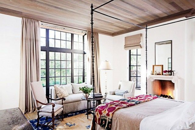 A Chic, Rustic Wine Country Home | MyDomaine