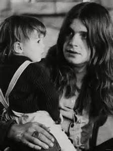 Mr Osbourne with a very young Louis. This pic | Ozzy ...