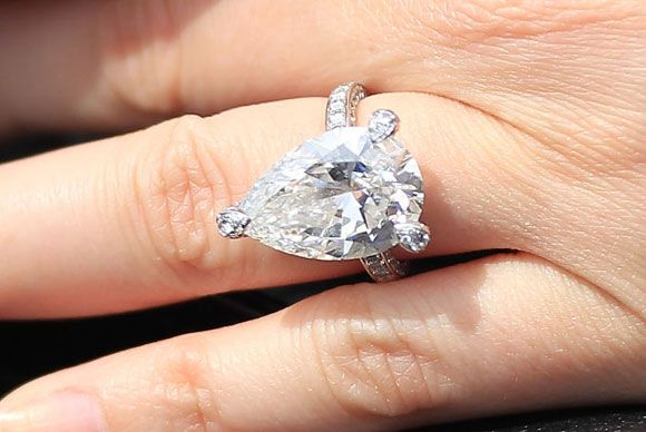 Holly Valance Engagement Ring Www Thediamondconsignment