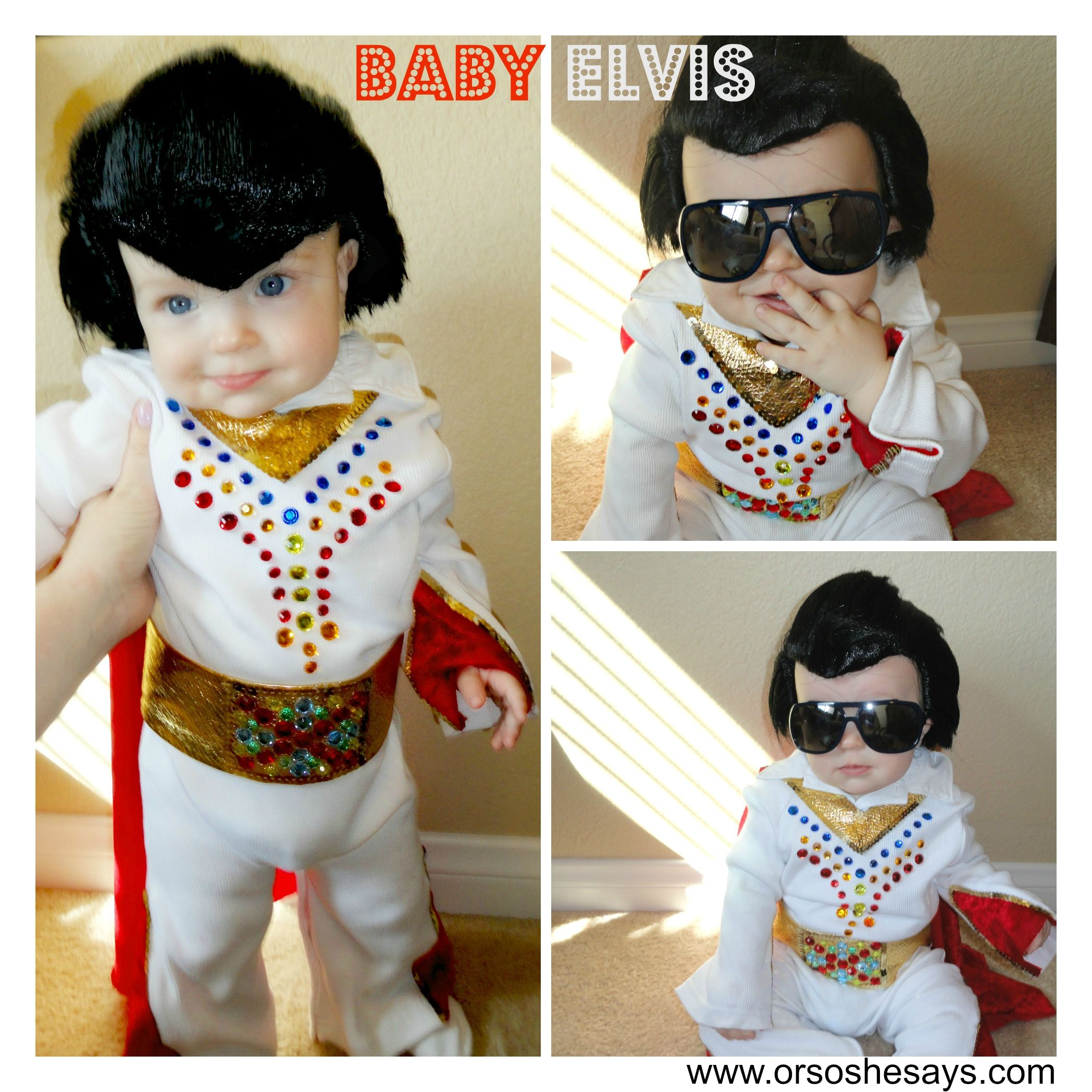 Creative Toddler Costumes