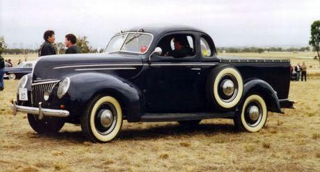 1939 Ford Deluxe Ute Australia Australian Cars Australian Ute