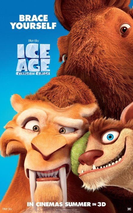 Denis Leary and Ray Romano in Ice Age: Collision Course (2016)