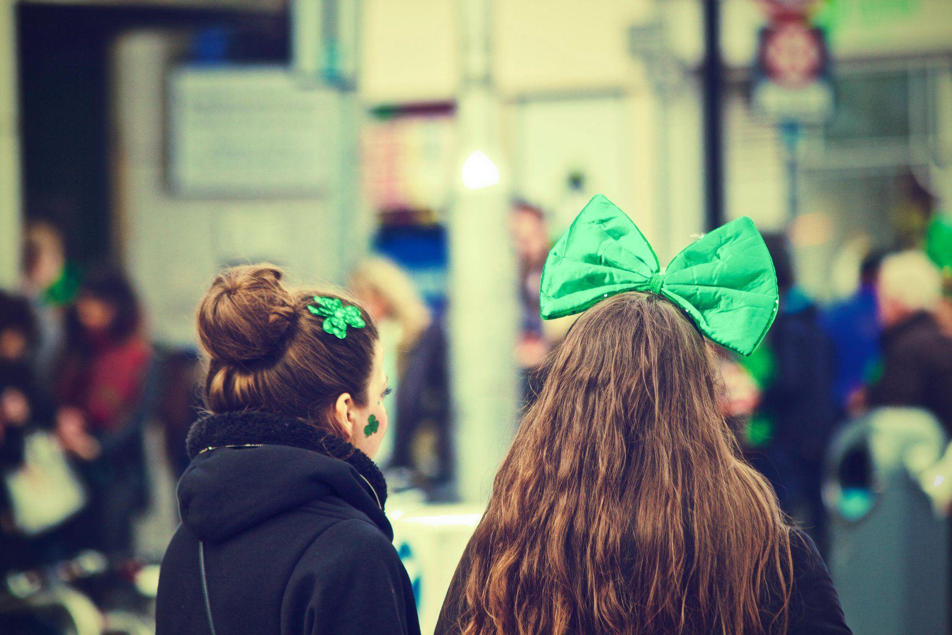 Paris Food & Drink Events: St Patrick's Day Parade Paris