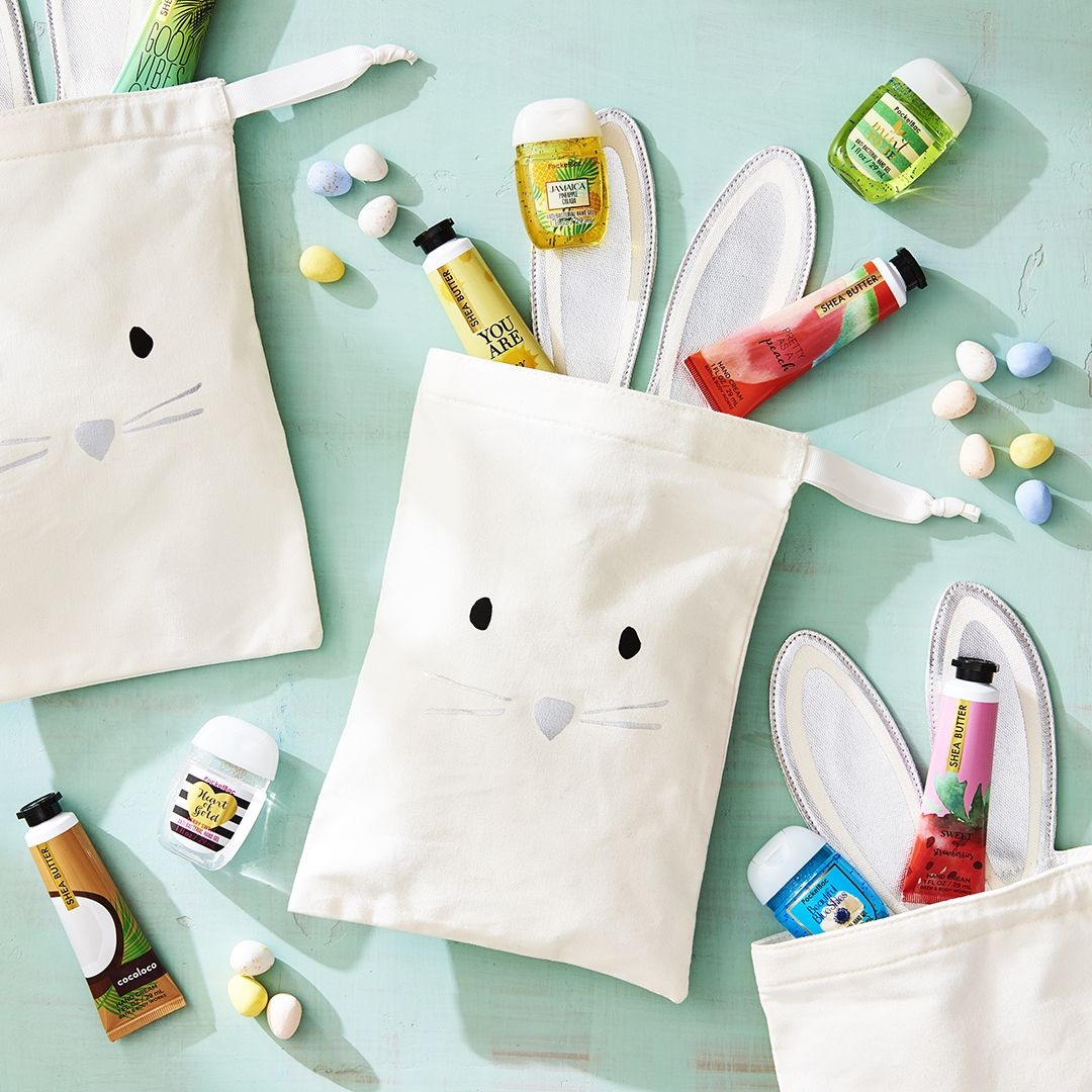 The cutest diy easter basket gifts happy easter pinterest hand care hand cream and lotion negle Image collections