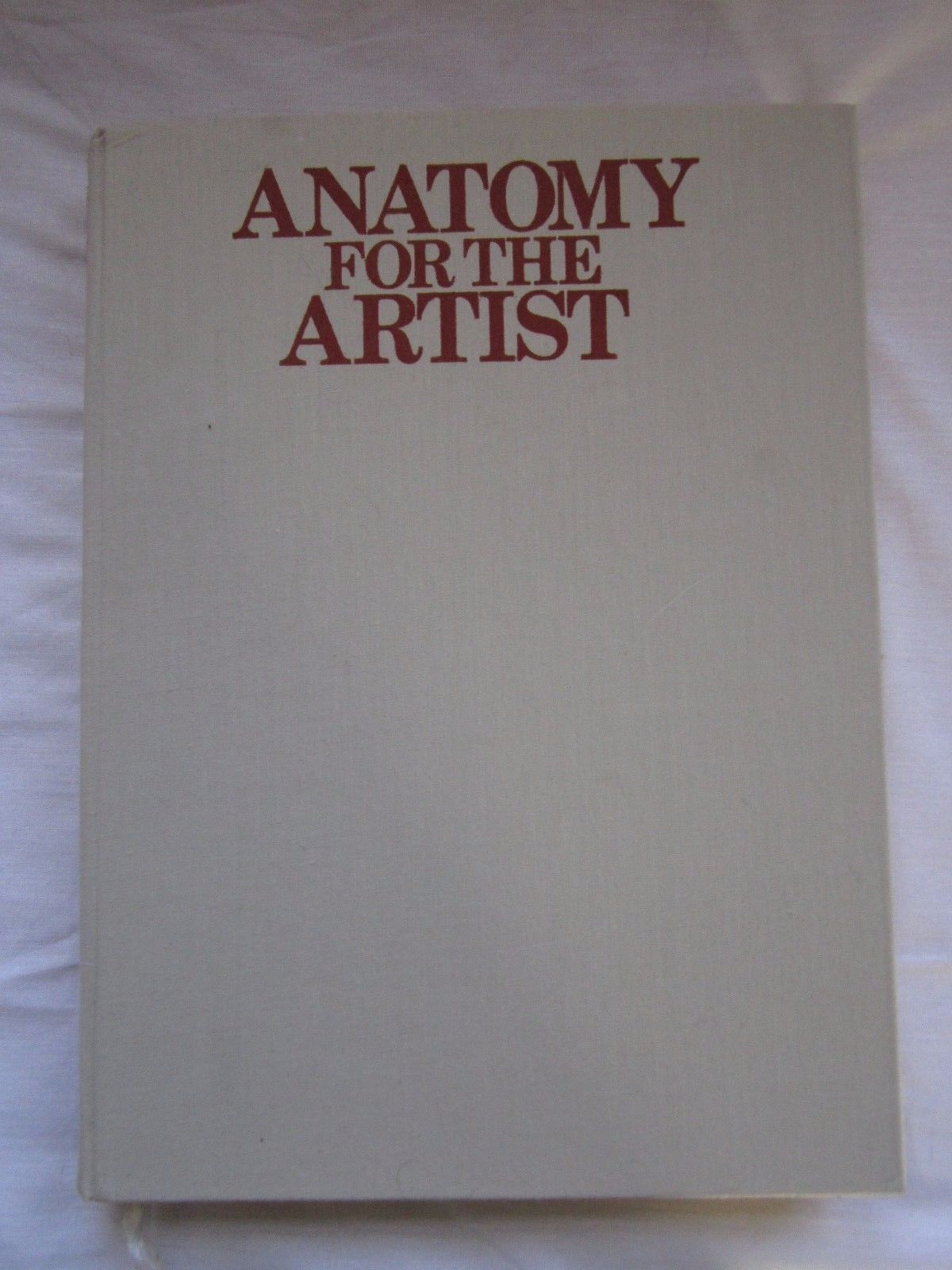 ANATOMY FOR THE ARTIST DRAWINGS & TEXT 1978 Jeno Barcsay Illustrated ...