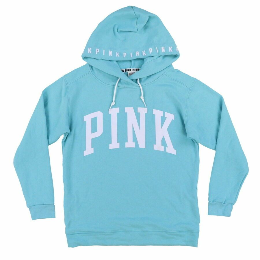 Victoria's Secret Pink Hoodie Campus Crossover Tunic
