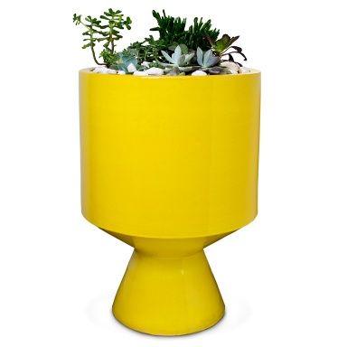 Cleveres Design für Zimmerpflanzen: Pflanzkübel \