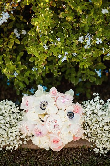 Bride and bridesmaid bouquets by @blumeevents photos by @steponme