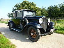 Willys 6 1931 Sport Coupe Med Bilder