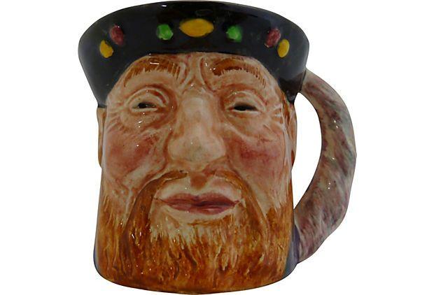 Vintage Toby Mug