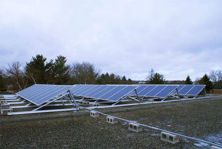 Erin Public School 10kw Custom Solar Power System Solar Power System Solar Roof Solar Panel