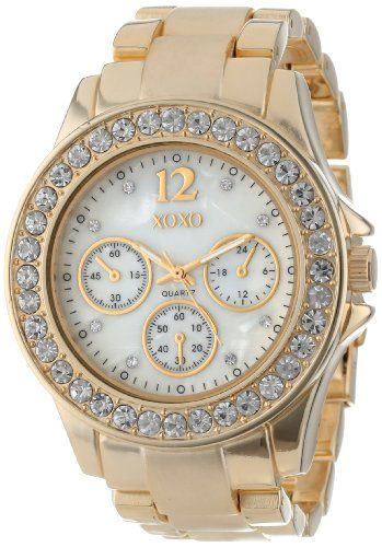 xoxo s xo5651 gold tone bracelet analog http