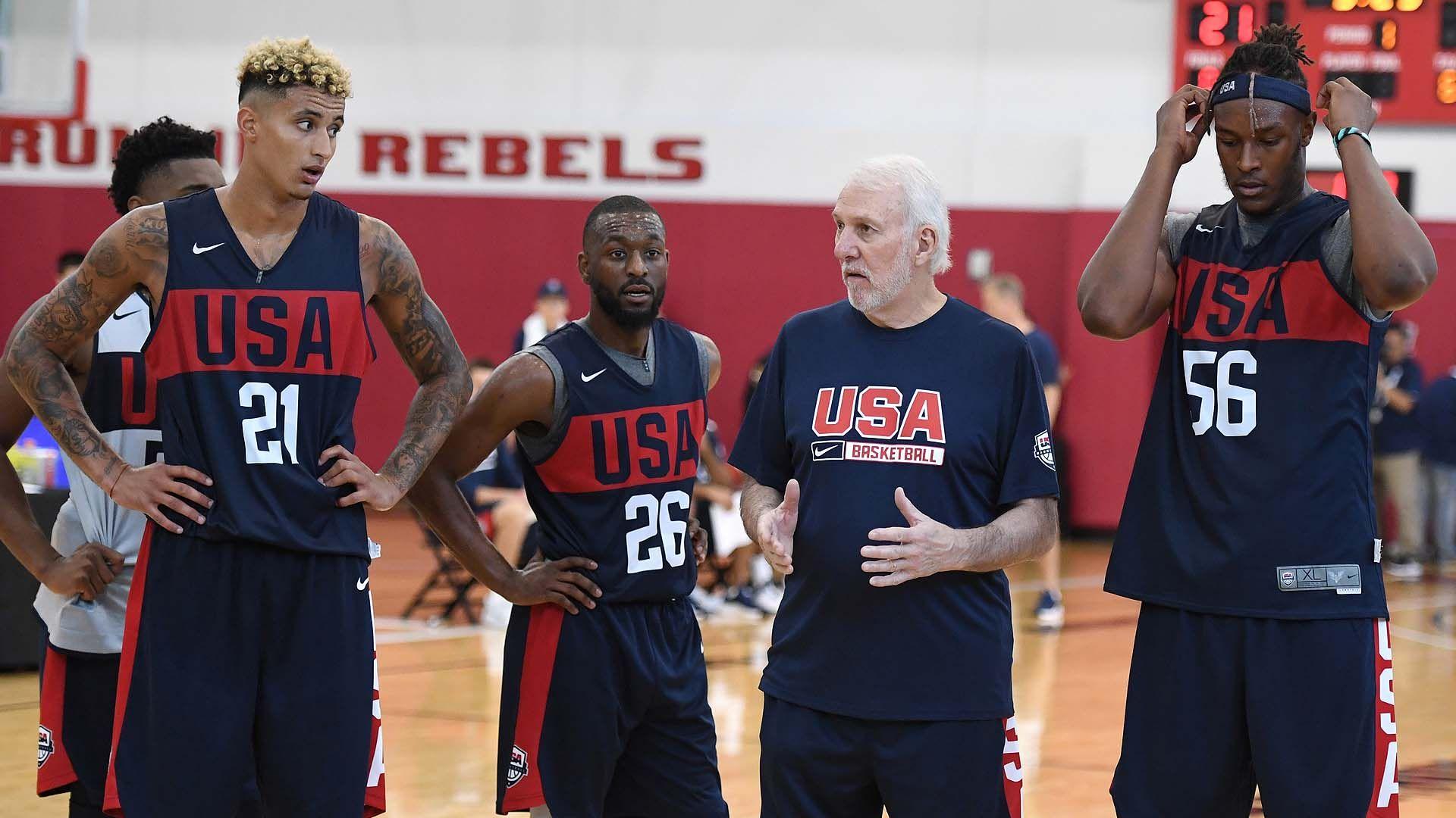 Fiba World Cup 2019 Usa Basketball Names Final Roster After Losing Kyle Kuzma To Injury Usa Basketball Nba Cheerleaders Team Usa