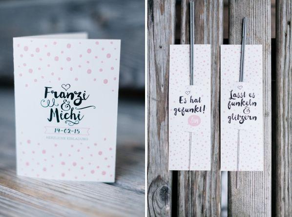 Winterhochzeit Inspiration: Lasst Es Funkeln U0026 Glitzern. Hochzeit  EinladungskartenHeiratenEinladungenSchreibwarenStationery
