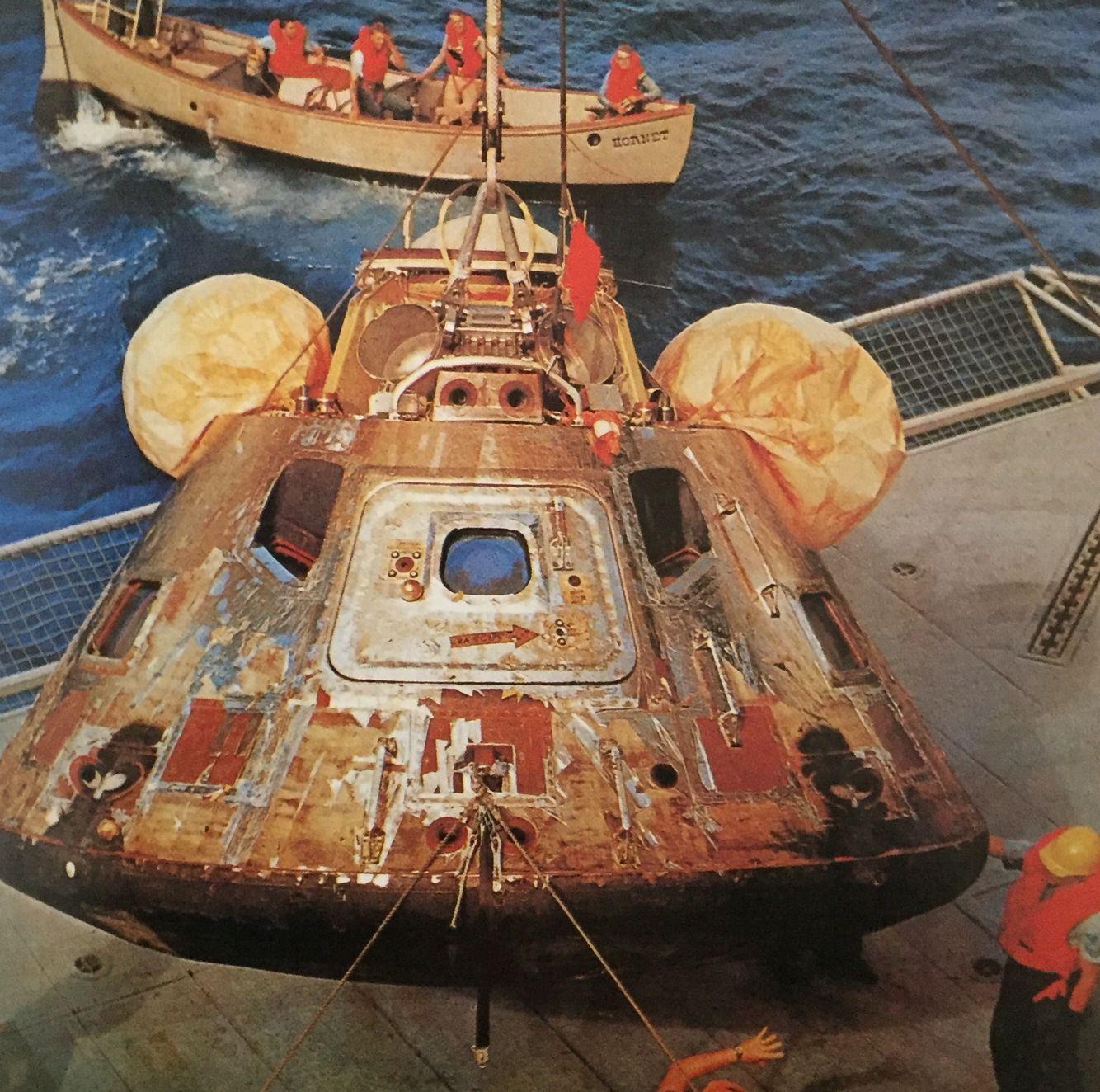 apollo 11 mission space race - photo #48