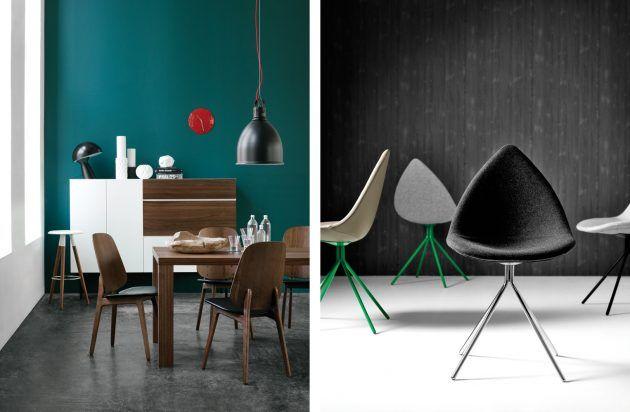 Esszimmertische und Stühle von BoConcept   Planungswelten   Esszimmertisch, Haus deko, Tisch