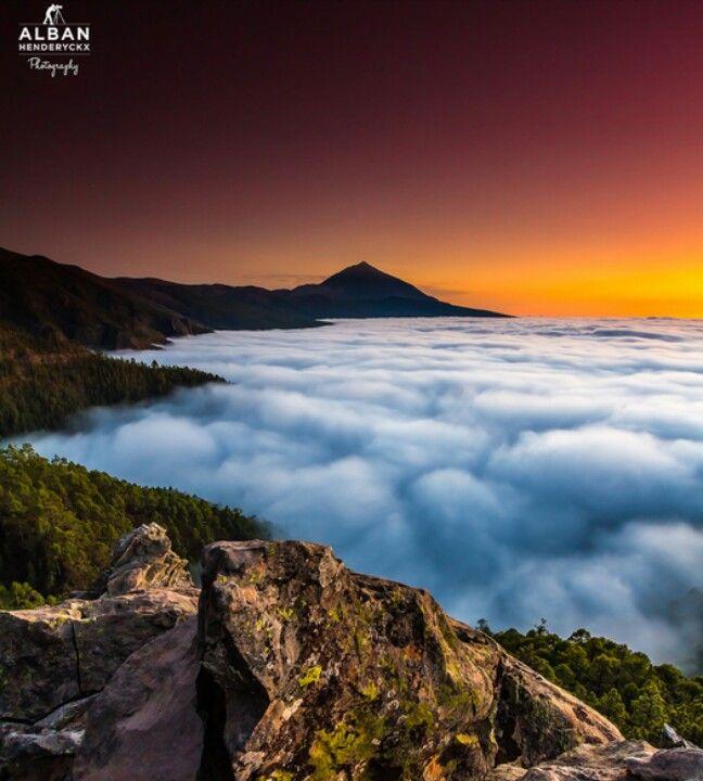 El Teide.....esta es mi tierra Tenerife