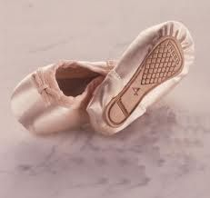 baby pointe shoes? Seriously? Buying these for Charlotte's room!
