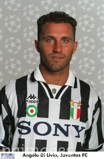 Angelo Di Livio | Juventus, Calcio, Calciatori