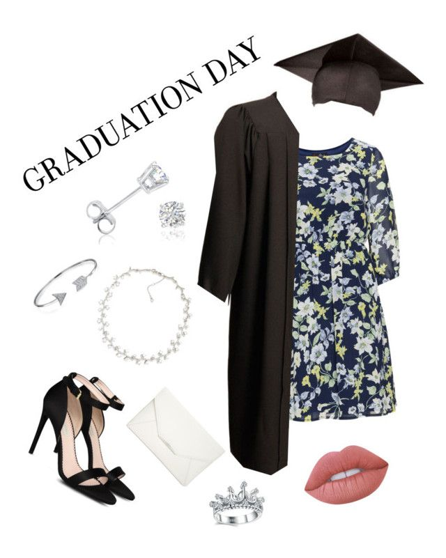 """""""Graduation"""" by gracevhballet ❤ liked on Polyvore featuring Lovedrobe, STELLA McCARTNEY, Amanda Rose Collection, Carolee, Bling Jewelry, Lime Crime, Style & Co. and graduationdaydress"""