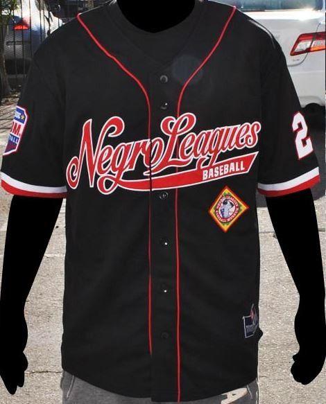 ff6a9d92e Negro Leagues - Negro League jersey