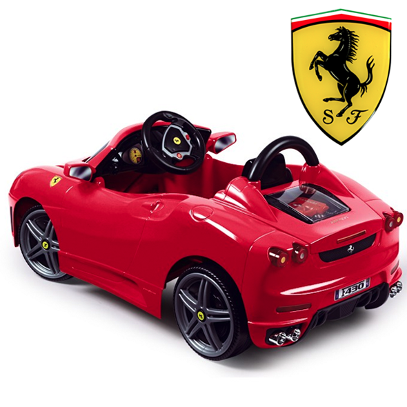 licensed 6v ferrari f430 ride on car 21995 kids electric cars